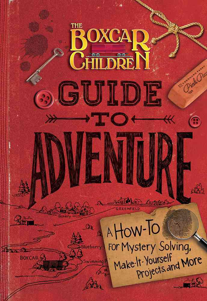 The Boxcar Children Guide to Adventure By Warner, Gertrude Chandler (CRT)