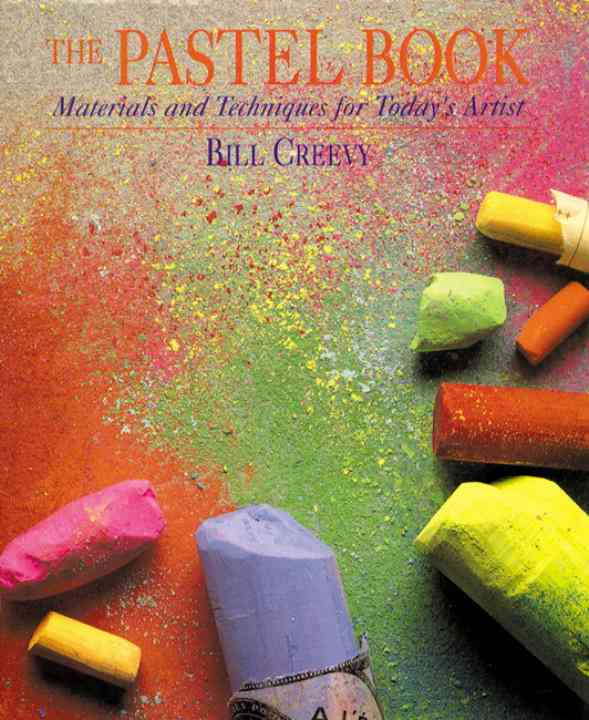 Pastel Book By Creevy, Bill