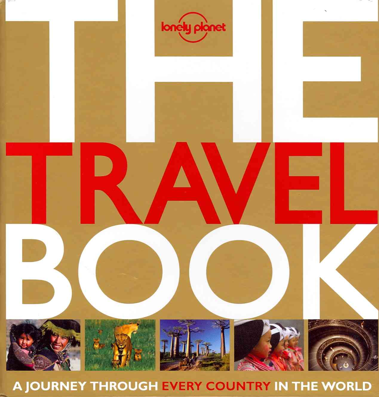 Lonely Planet the Travel Book Mini By Lonely Planet Publications (COR)